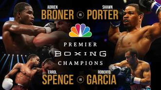 Adrien Broner and Shawn Porter