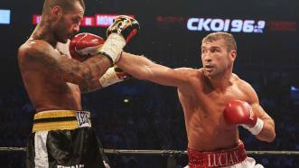Lucian Bute and Andrea Di Luisa
