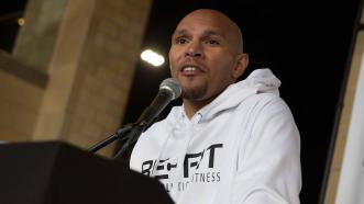 Outside the Ring: Caleb Truax is Helping Those in Need