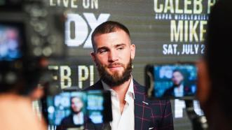 Caleb Plant is Hungry For More