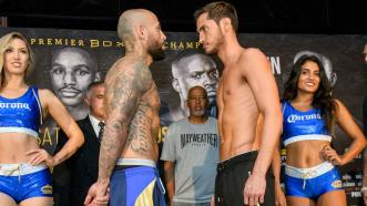 Can Luis Collazo's experience negate Bryant Perrella's youth?