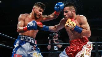 Jesus Cuellar and Abner Mares