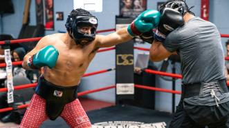 Camp Life With ... Danny Garcia