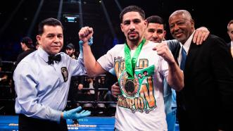 Danny Garcia Dominates Ivan Redkach over Twelve