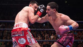 Danny Garcia and Robert Guerrero