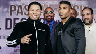 Gervonta Davis and Yuriorkis Gamboa look to reignite boxing in Atlanta