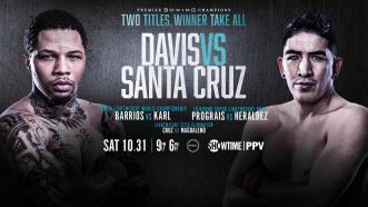 Davs vs Santa Cruz