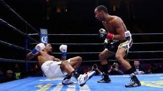 Andre Dirrell and James DeGale