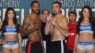 Anthony Dirrell and Marco Antonio Rubio