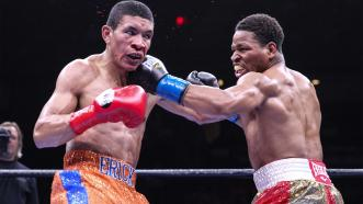 Erick Bone and Shawn Porter