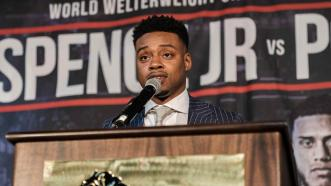 Time Out with Ray Flores: Errol Spence Jr.
