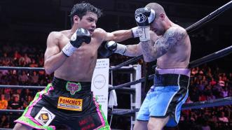 Omar Figueroa Jr. Ricky Burns