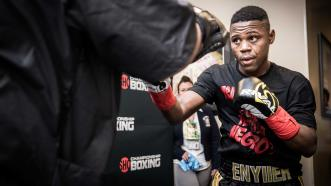 12 Rounds With … Javier Fortuna