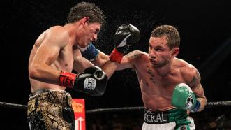 Carl Frampton and Alejandro Gonzalez Jr