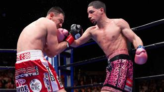 Robert Guerrero and Danny Garcia
