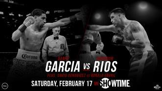 Danny Garcia vs Brandon Rios