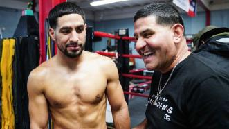 Danny and Angel Garcia