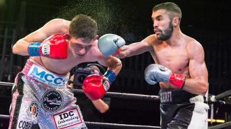 Alejandro Gonzalez Jr. and Karim Guerfi