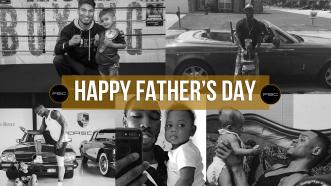 Father's Day carries special meaning for PBC boxers