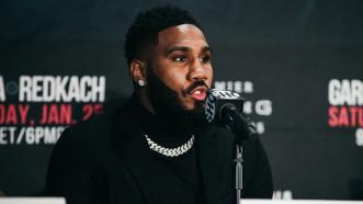 Jarrett Hurd Plans to be The Last Man Standing