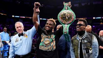 Jermell Charlo Stops Tony Harrison in a Thriller, Regains Title