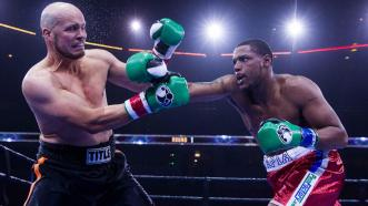 Keith Tapia fights Jason Smith