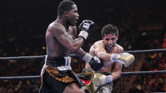 John Molina and Adrien Broner