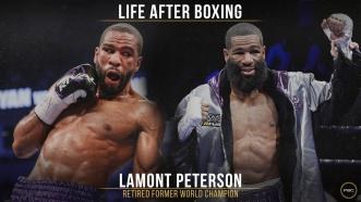Life After Boxing: Lamont Peterson on Becoming a Boxing Coach