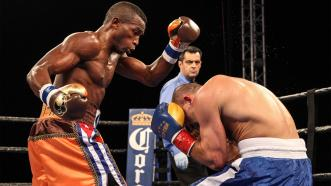 Erislandy Lara and Jan Zaveck