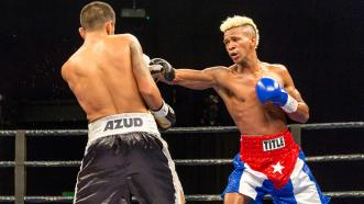 Leduan Barthelemy rematches Eduardo Ramirez Nov. 23 on FS2 prelims
