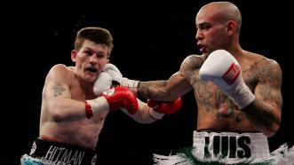 Luis Collazo and Ricky Hatton