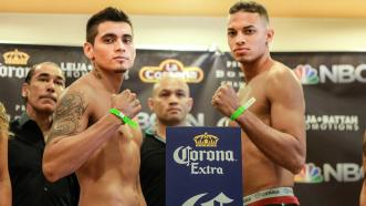 Fabian Maidana and Jorge Maysonet