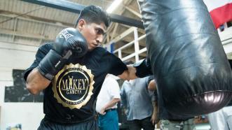 Mikey Garcia