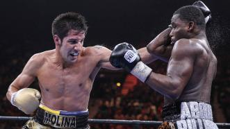John Molina Jr. and Adrien Broner
