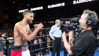 Jamal James hopes to use KO victory to springboard into title fight