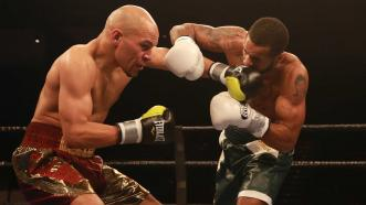 Anthony Dirrell and Caleb Truax