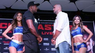 Luis Ortiz wants to make short work of Razvan Cojuna