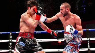 Jose Pedraza and Stephen Smith