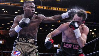 Peter Quillin and Andy Lee