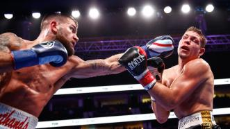 Caleb Plant Enjoys Happy Homecoming, Stops Vincent Feigenbutz