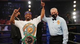 Shawn Porter Pitches Shutout Against Sebastian Formella