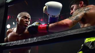 Peter Quillin and Michael Zerafa