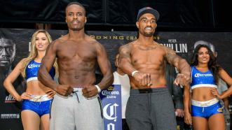 Peter Quillin and J