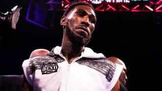 Robert Easter Jr. is Champing at the Bit