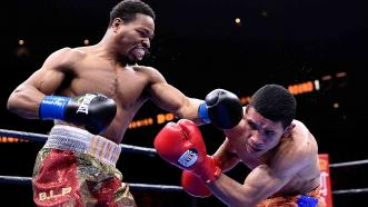 Shawn Porter and Erick Bone