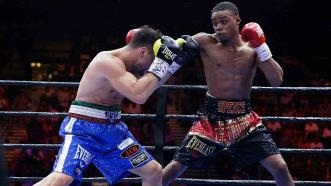Errol Spence Jr. and Phil Lo Greco
