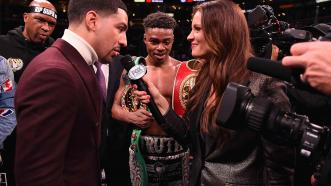 Views From the UK: Spence vs. Garcia