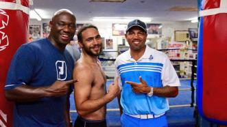 Keith Thurman and Antonio Tarver and Winky Wright