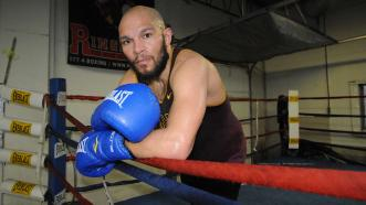 Super Middleweight World Champion Caleb Truax Plans On Stopping James DeGale in April 7 Rematch
