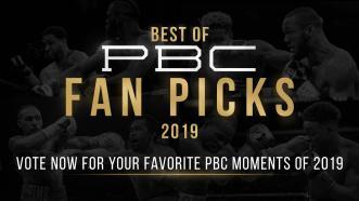 Best of PBC 2019